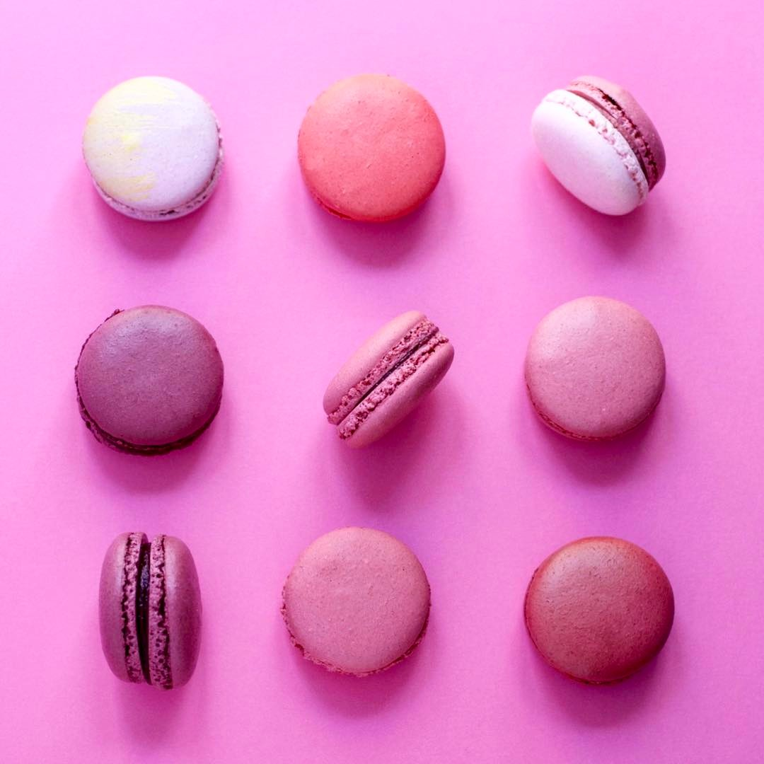point G macarons